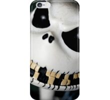 I Jack, the pumpkin king iPhone Case/Skin