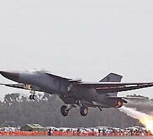 F111 Dump And Burn 2010 by Gildarossi
