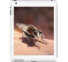 Unknown Critter / Insect iPad Case/Skin