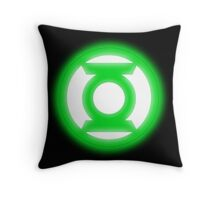 In the Brightest Day Throw Pillow