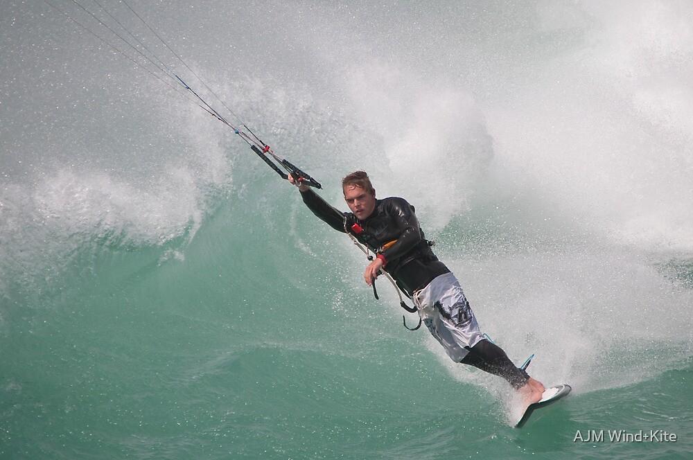 Wave play by AJM Wind+Kite
