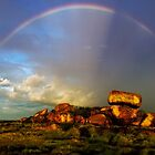 """""""After the Storm"""" Devils Marbles-Northern Territory by Ohlordi"""