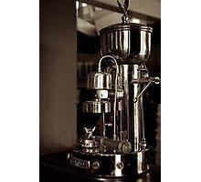 Coffee History Photographic Print