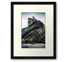 Ballybunion Castle Framed Print