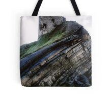 Ballybunion Castle Tote Bag