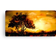One Smile More.... Canvas Print