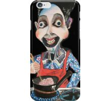 Cannibal Cook iPhone Case/Skin
