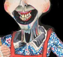Cannibal Cook Sticker