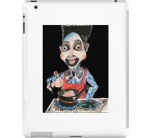 Cannibal Cook iPad Case/Skin