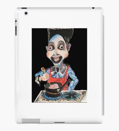 Cannibal Cook iPad Case/Skin