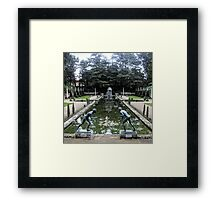 Compton acres  Framed Print