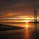 Humber Sunset by justlinda