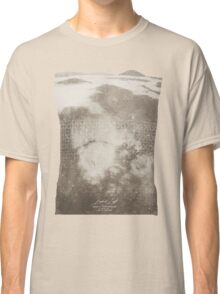 Doctor Who Misty Mountain Series 9 t-shirt Classic T-Shirt