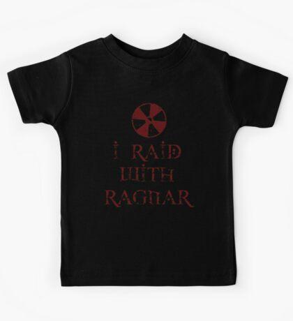 I Raid with Ragnar Kids Tee