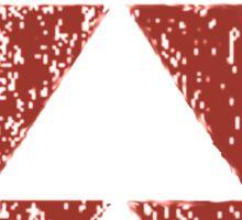 Destiny Weathered Hunter logo Sticker