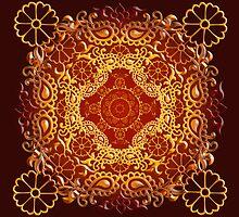 Sari Heat by Kerry  Youde