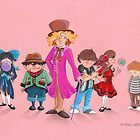 "Hartford Children's Theatre's ""Willy Wonka"" by magzart"