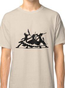 soul eater maka albarn death the kid black star tsubaki anime manga shirt Classic T-Shirt