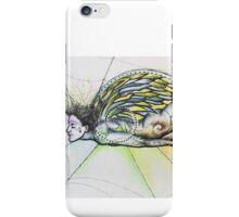 Yoga Art IV iPhone Case/Skin