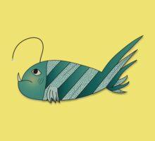 Fishy Business Baby Tee