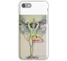 Yoga Art V iPhone Case/Skin