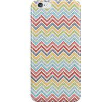 Multicolor Colorfull Zigzag Chevron iPhone Case/Skin