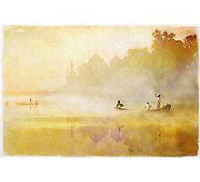 Namaste Agra! Photographic Print