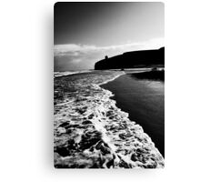 Lapping Water Canvas Print