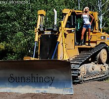 She Likes big Equipment by SunshineyDay