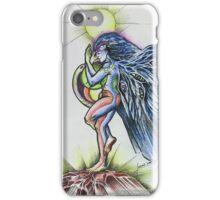 Yoga Art VI iPhone Case/Skin