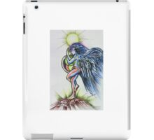 Yoga Art VI iPad Case/Skin