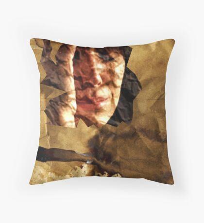 Disposable Throw Pillow