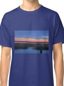 Pelican Sunset Classic T-Shirt