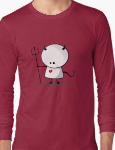 Evil boy Long Sleeve T-Shirt