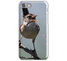 Marsh Wren iPhone Case/Skin