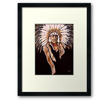 Standing On Ceremony #2 Framed Print