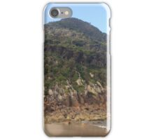 Rocky Landscape of Zenith Beach - Shoal Bay, Australia iPhone Case/Skin