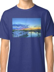 Marlin Quay_Sunset_2 Classic T-Shirt