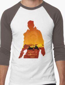 Mad Max Minimalist Men's Baseball ¾ T-Shirt