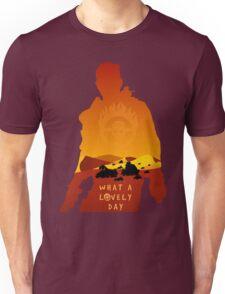 Mad Max Minimalist Unisex T-Shirt