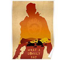 Mad Max Minimalist Poster