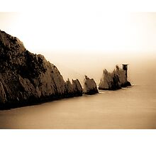 The other side of the Needles!  Photographic Print