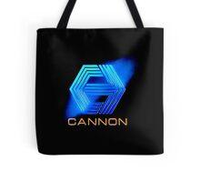 Cannon Logo Tote Bag