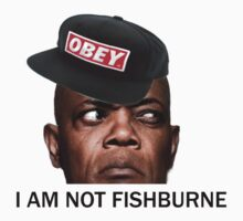 samuel l jackson fishburne Kids Clothes