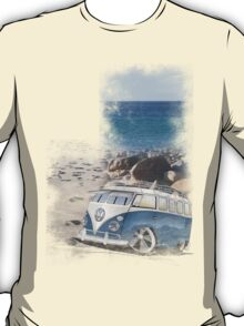 Splitty Beach T-Shirt