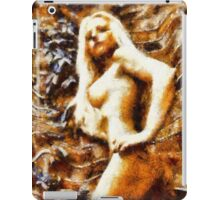 My Selfie by Mary Bassett iPad Case/Skin