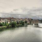 Fumel, France by Hans Kool