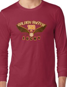 Golden Snitch - Lucky 150 pts. Long Sleeve T-Shirt