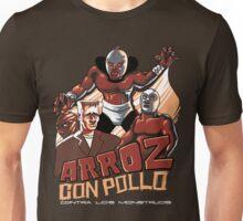 Arroz Con Pollo vs the Monsters T-Shirt