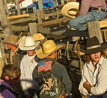Rodeo Backroom by lincolngraham